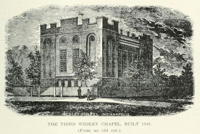 history of the Methodist church