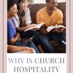 church hospitality