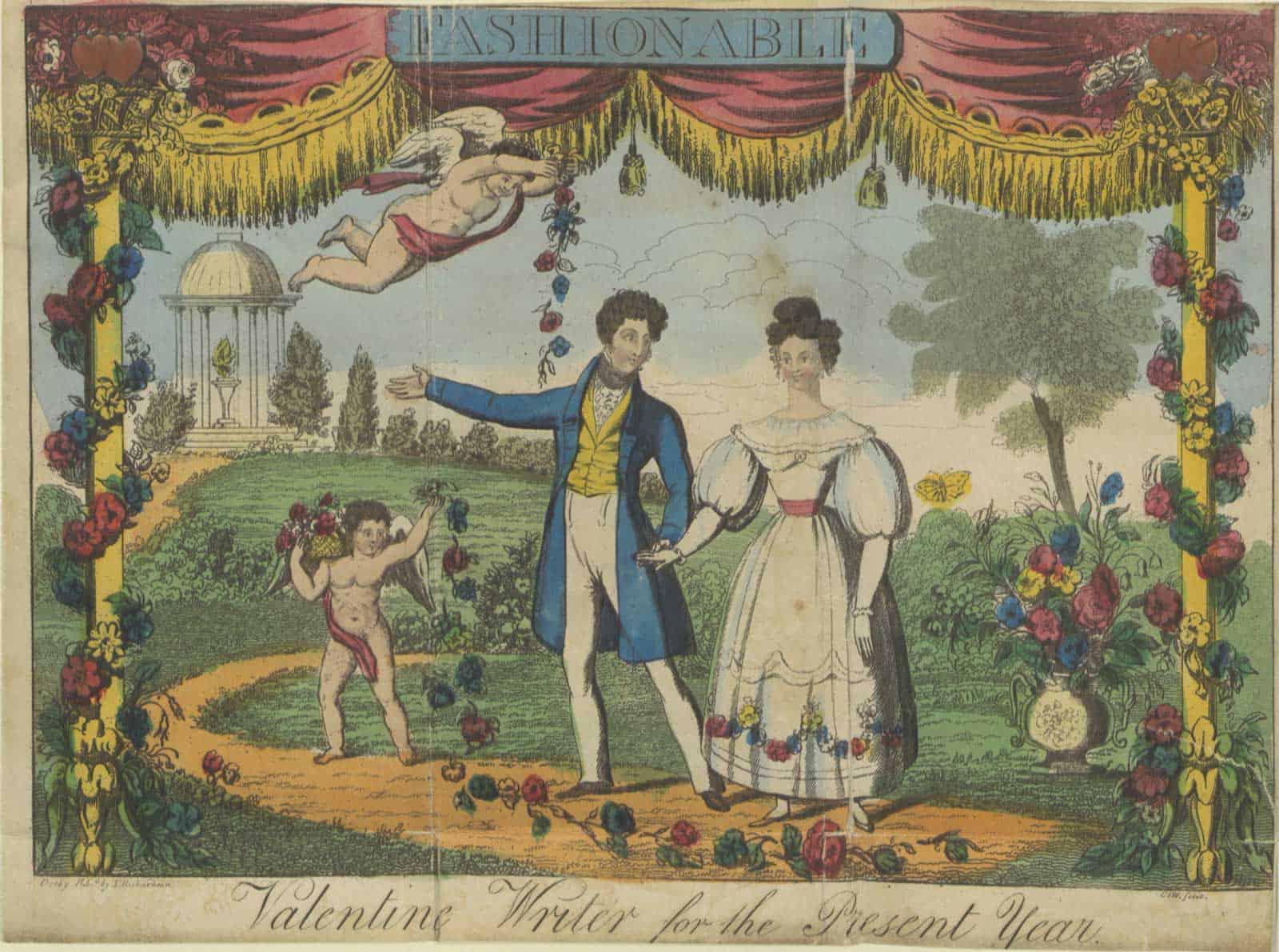 Valentine's Day history