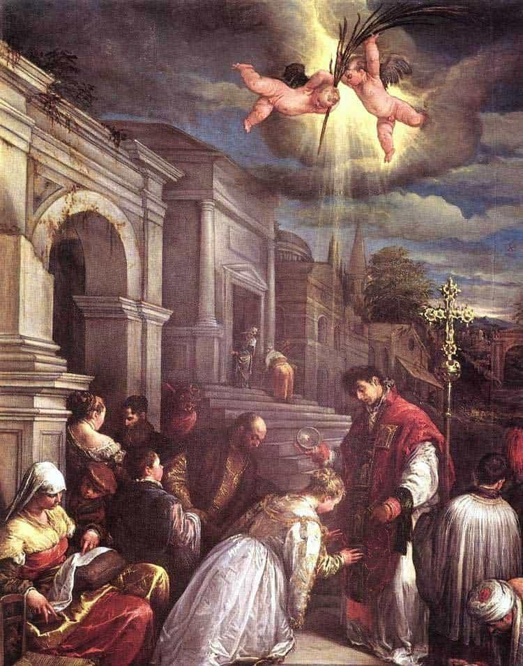 St. Valentine's history