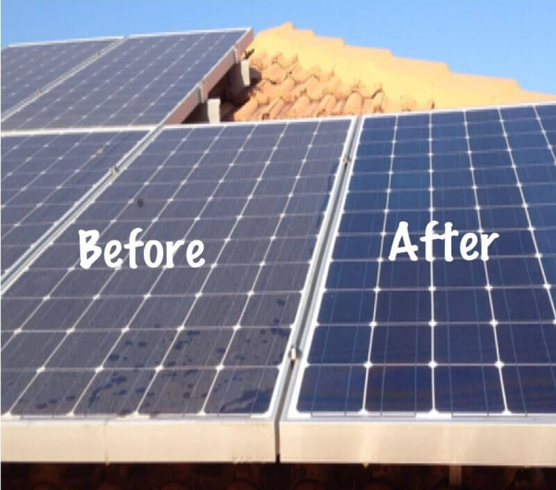Solar Panel Cleaning, A Pane in the Glass Window Cleaning