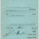 HOWLE_Lillian_Florence_divorce_file_30Apr1928
