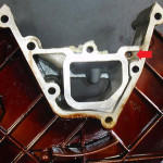 BMW M62 Timing Cover Weep Hole Leak