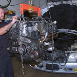 Mercedes Benz Engine Overhaul