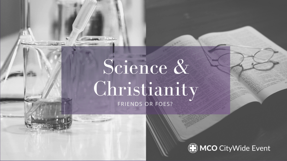 Science & Christianity, Part 2: Dr. Jessie Taylor Image