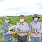 林永堅的順月農場 友善農耕自然農法