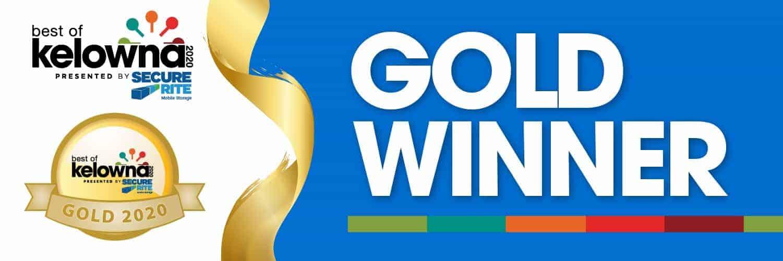 Best of 2020 Gold Winner Award