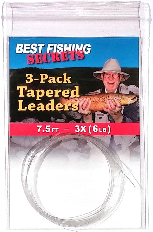 3-Pack - 7.5', 3X (6lb.)