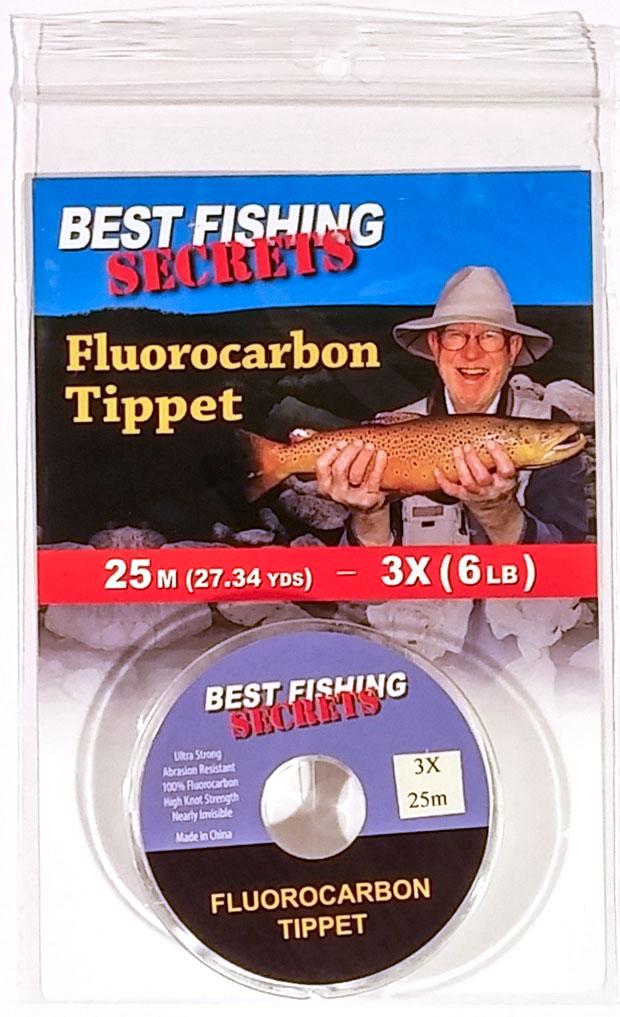 3X (6lb.) Fluorocarbon
