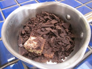 CHOCOLATE TRUFFLE TARTLETS - TUESDAYS with DORIE, BAKING with JULIA