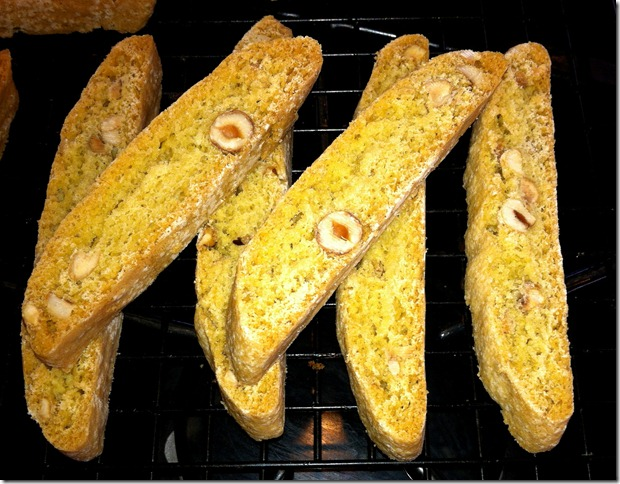 The Mother-Daughter Biscotti Challenge