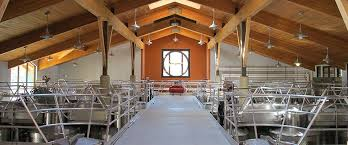 Halter Ranch's state-of-the-art winery.  Photo by Halter Ranch