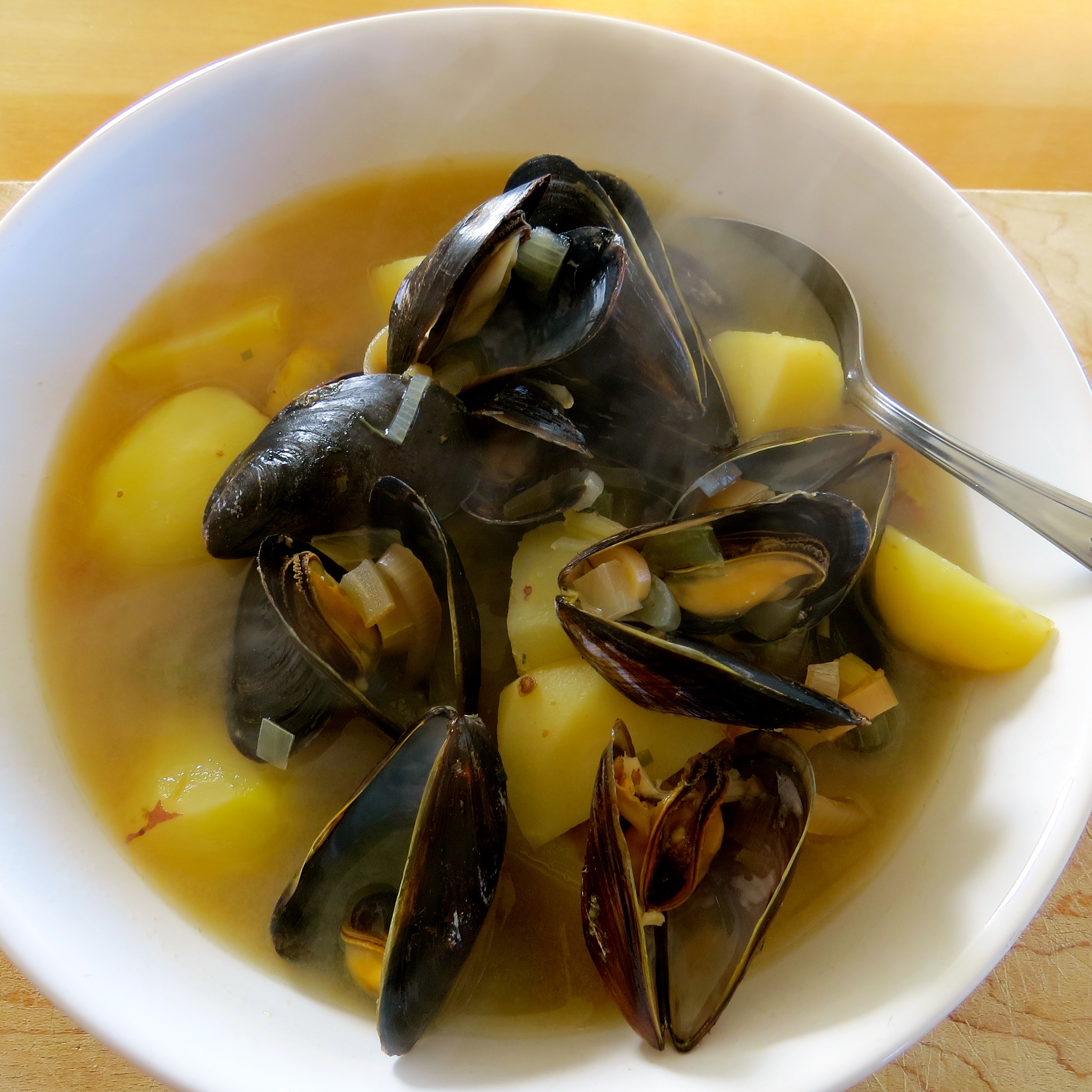 Cotriade, a Breton fish stew, is my French Fridays with Dorie choice this week.