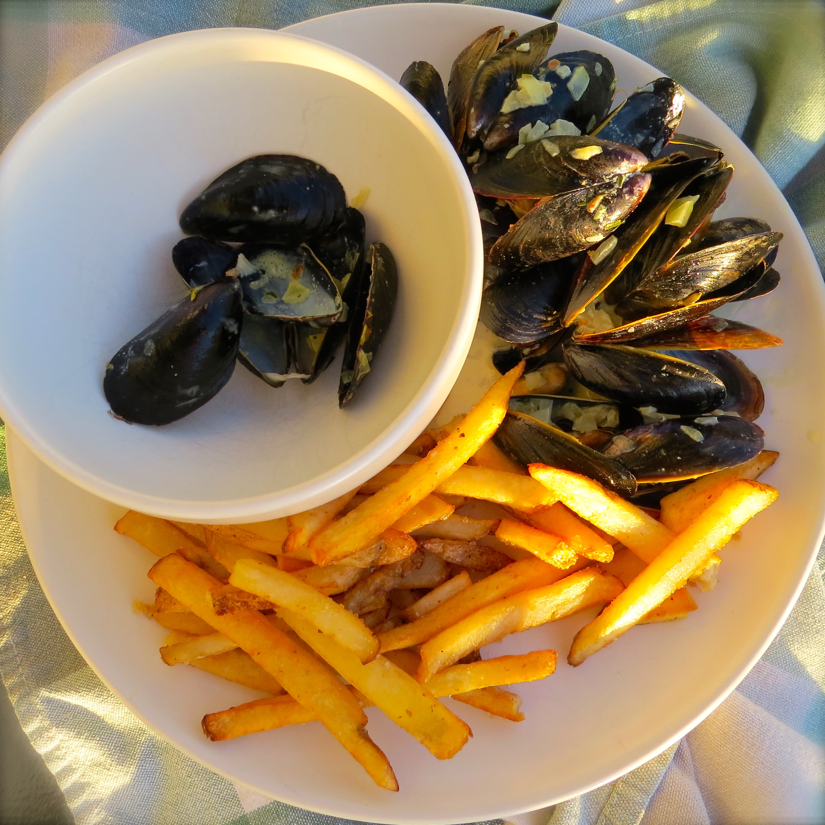 FFWD:  MORE MUSSELS MADNESS