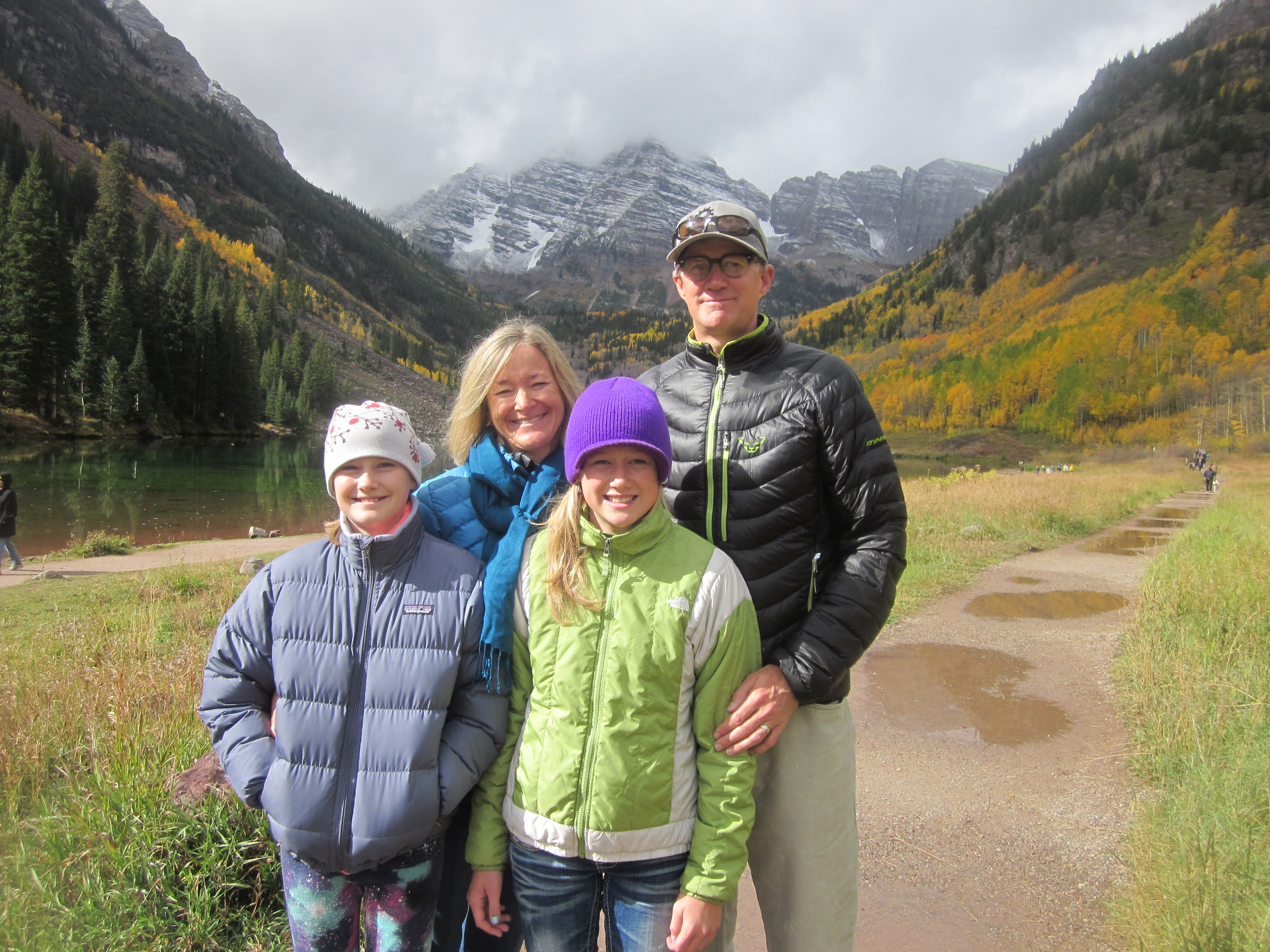 My health concerns were proven  unnecessary. The Places lead an outdoor lifestyle. This Summer Emma and her Dad took a 4-day Hiking trip over Paiute Pass ((11,423-ft). Emma carried a 24-pound pack.