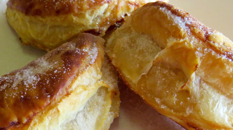 faux-Chaussons aux Pommes