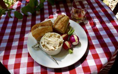 Semaine de la Salade Française Chez Moi