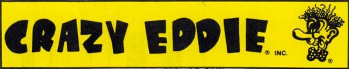 Crazy Eddie Logo