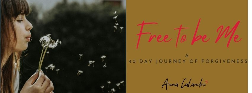 A 40 Day Forgiveness Journey