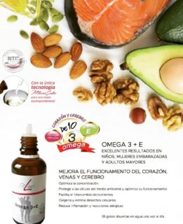 Omega 3 de fitline mas vitamina e