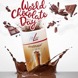proshape chocolate de fitline 2