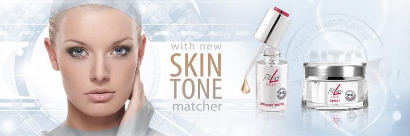 fitline skin cosmeticos