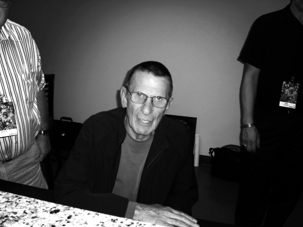 An Open Letter to Leonard Nimoy