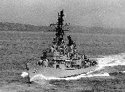 HMAS Brisbane DDG-41