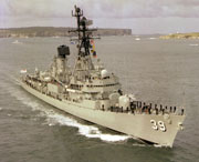 HMAS Hobart DDG-39