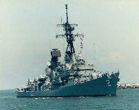USS Charles F. Adams