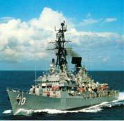 USS Sampson