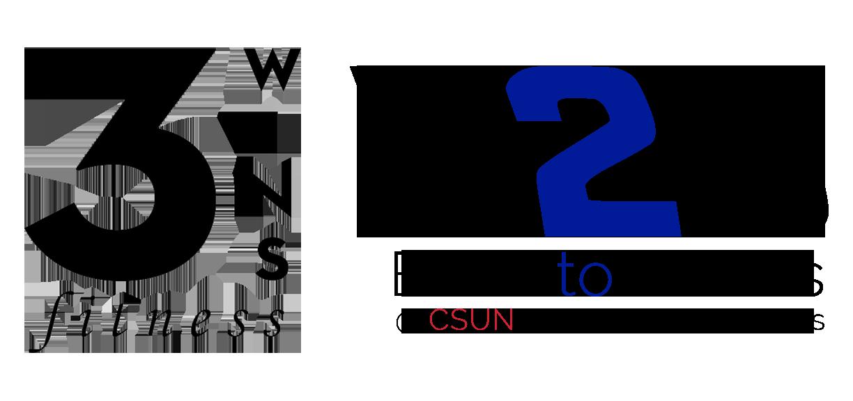 Back to Basics Logo - CSUN
