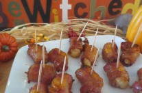 Bacon Wrapped Tater Deliciousness!!