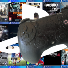 PS4 – Game Controller Cake! Yes! It's a Cake!