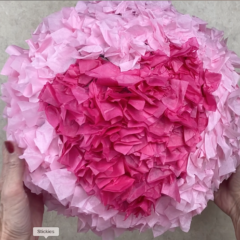How to Make a Valentine Piñata