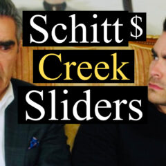 Schitt's Creek Sliders