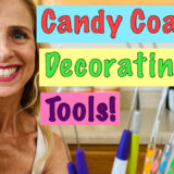 Candy Coating Decorating Tools