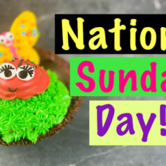National Make Up Your Own Sundae Day!!