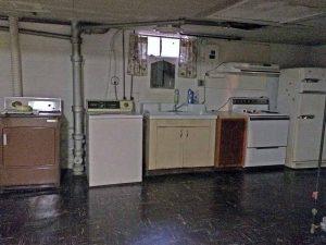 Basement Appliances