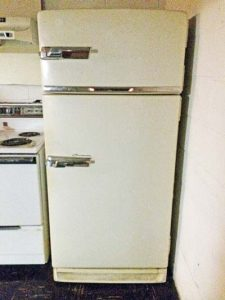 Antique Refrigerator