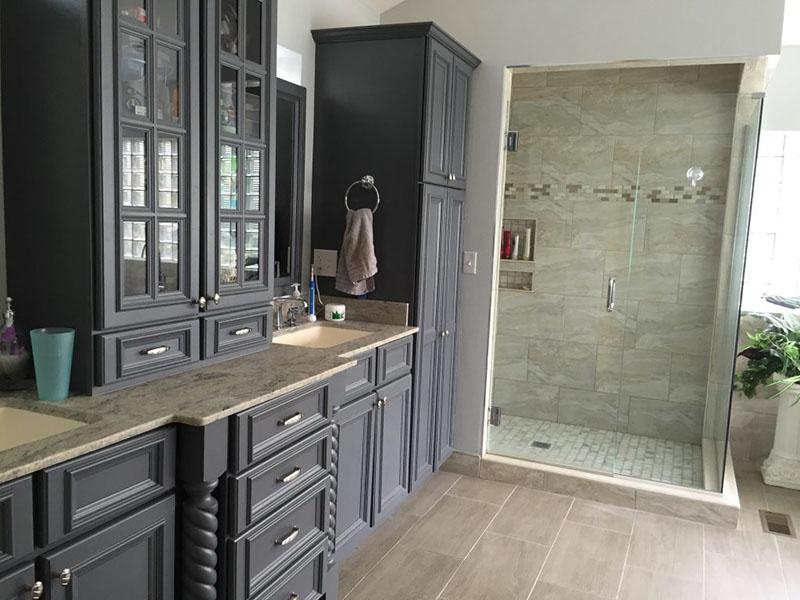 Beautiful Bathroom Remodel in CT