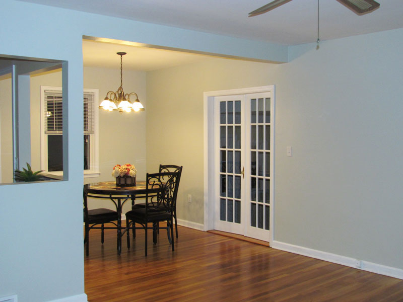 Interior Remodel Project with Handyworks