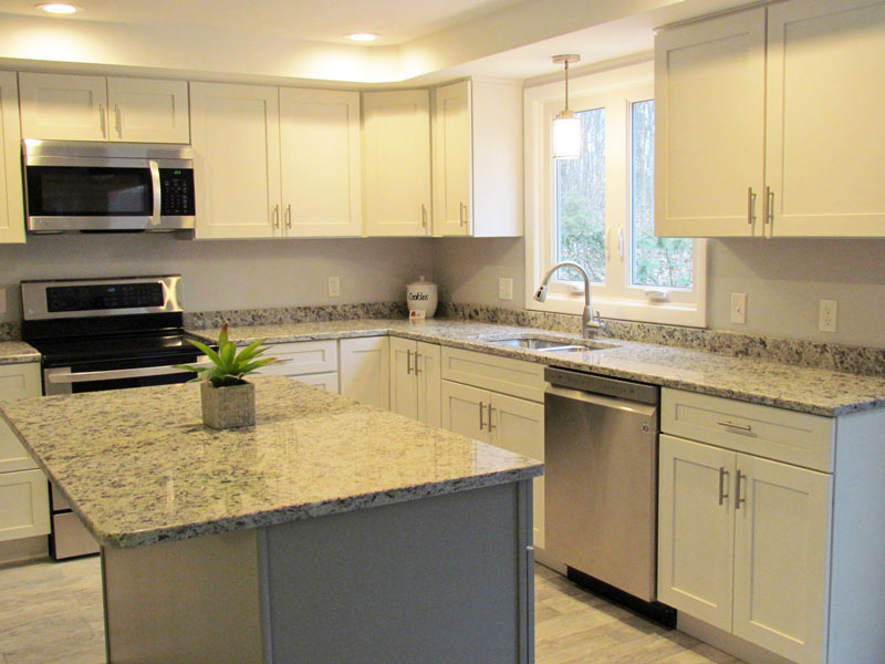 Kitchen in Bethany CT