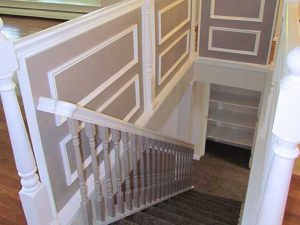 Finished Staircase Project