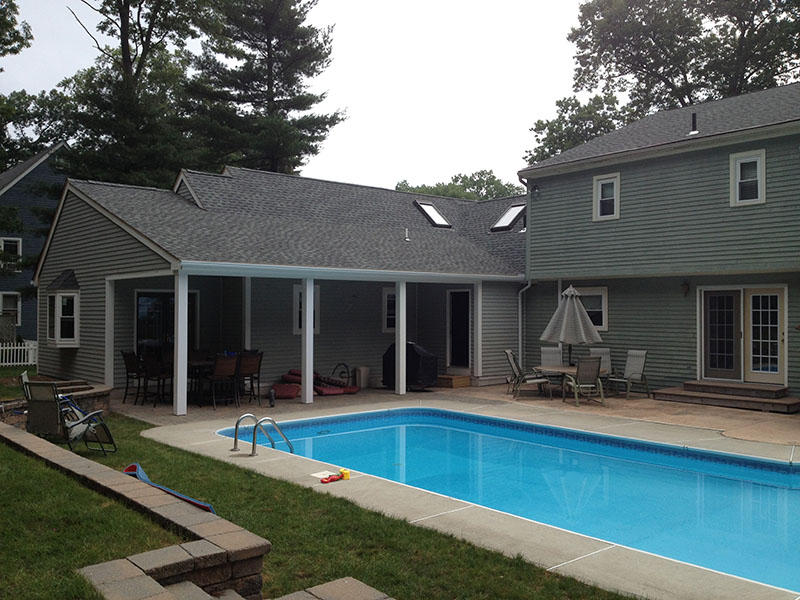 Southington CT Addition After