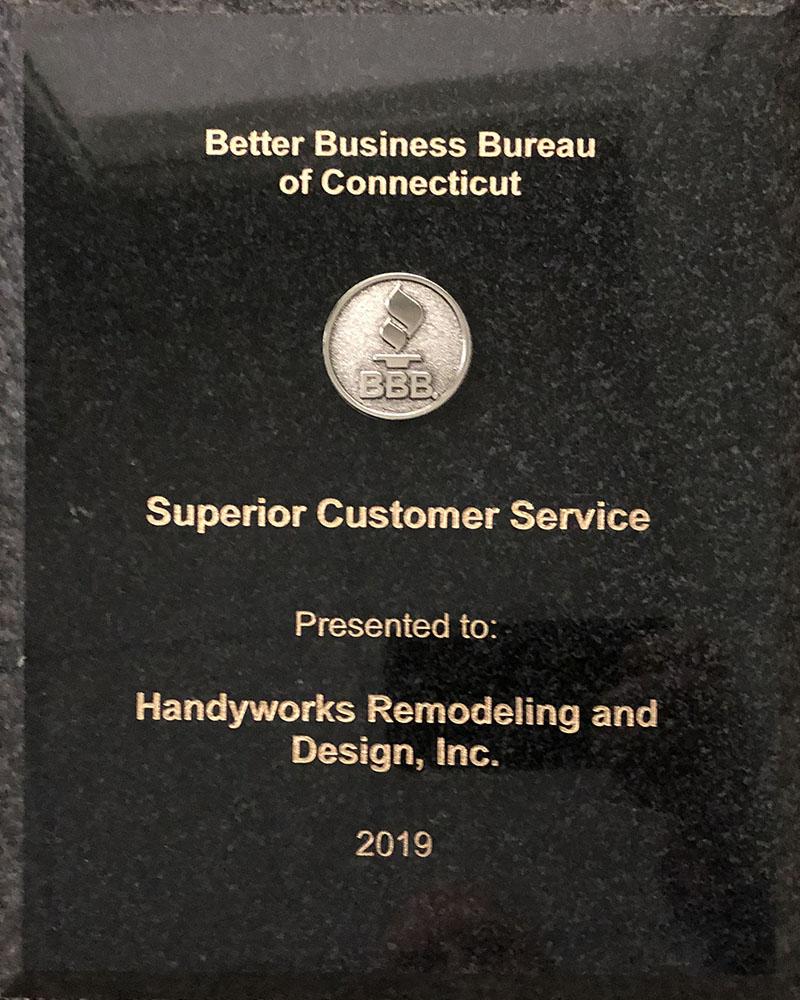 Superior Customer Service 2019 2