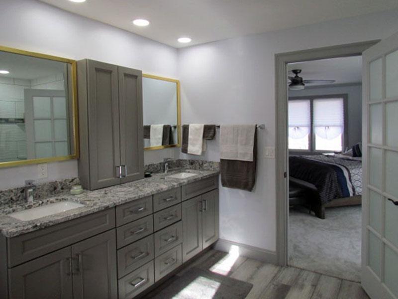 Bathroom Remodel Example 2