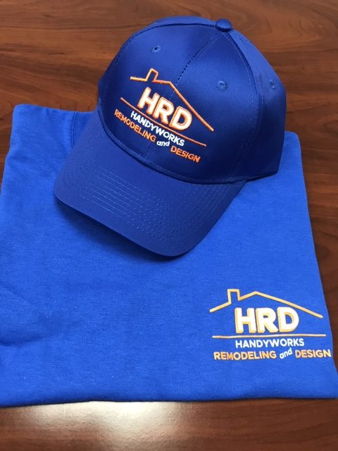 HRD Crew Hat and Shirt