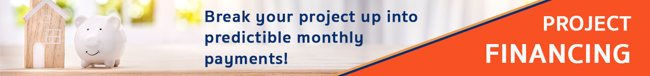 Home Project Financing