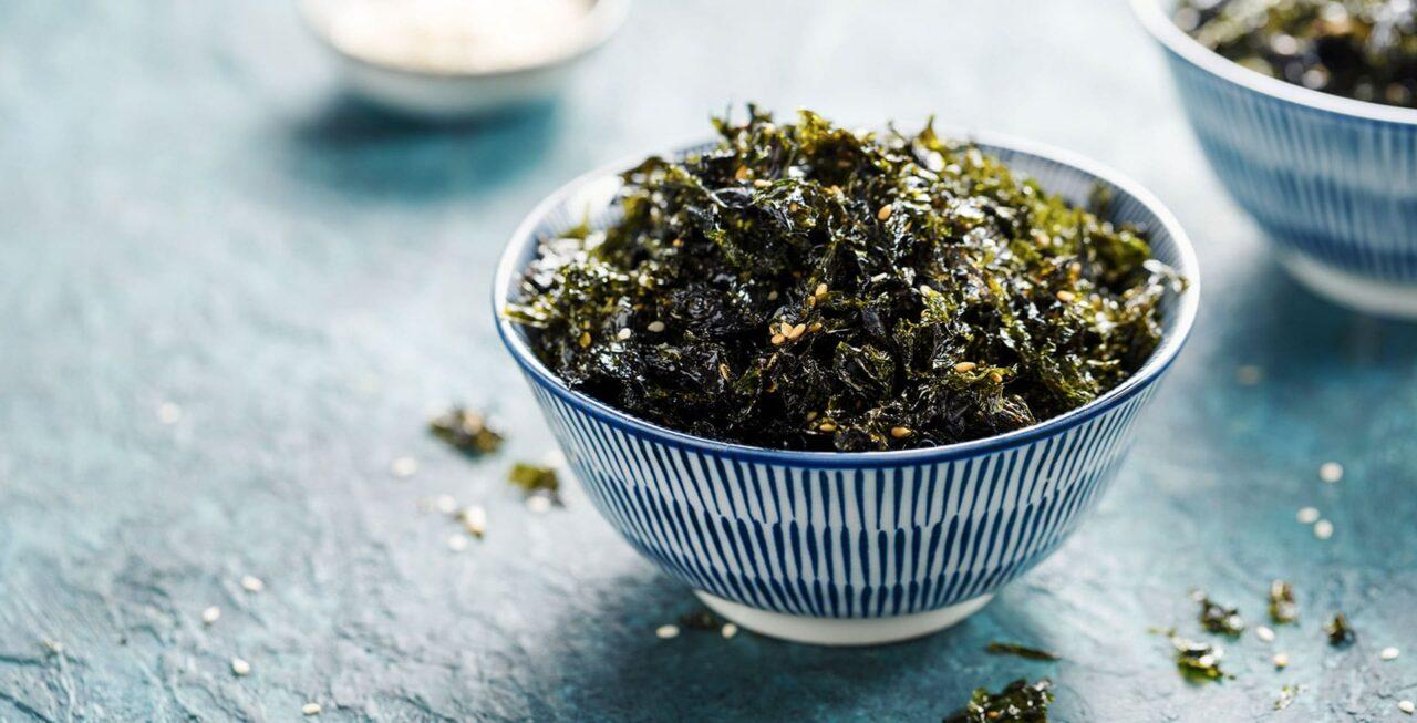 l'AFA: une algue bleue verte à la richesse nutritionnelle exceptionnelle